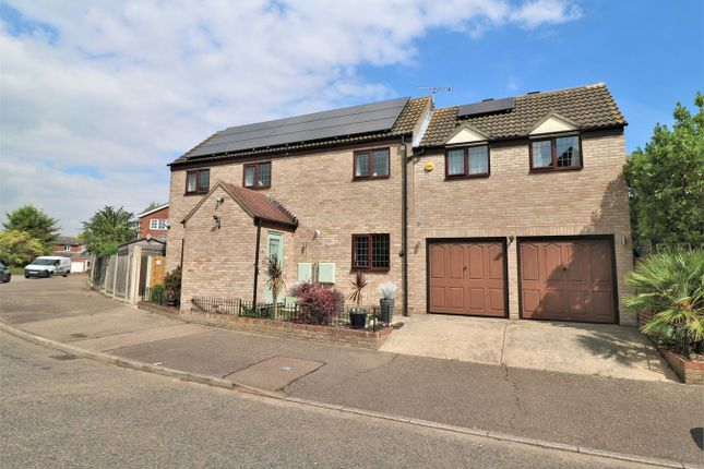 Thumbnail Detached house for sale in Westlake Crescent, Wivenhoe, Colchester, Essex