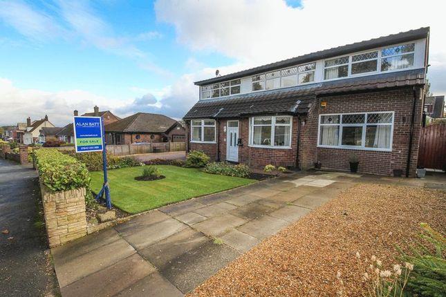 Thumbnail Detached house for sale in Pemberton Road, Winstanley, Wigan