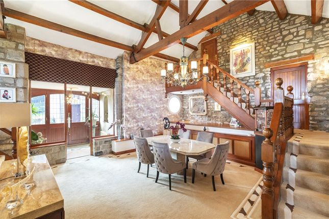 Dining Room of Blacko Bar Road, Roughlee, Nelson BB9