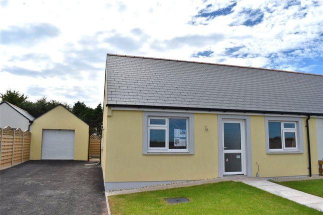 2 bed bungalow for sale in Plot 21, Bowett Close, Hundleton, Pembroke SA71