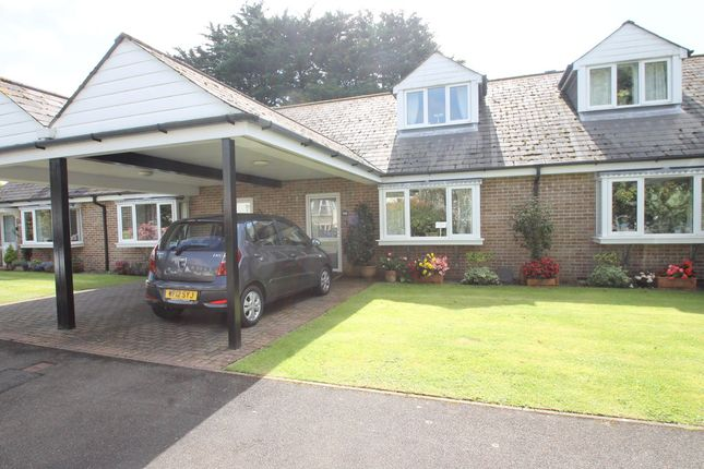 Thumbnail Terraced bungalow for sale in Consort Close, Hartley, Plymouth