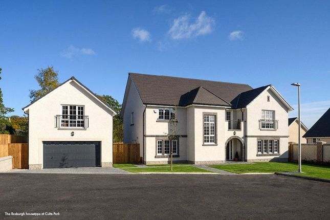 Thumbnail Detached house for sale in The Roxburgh, West Craigbank Gardens, Cults Park, Cults