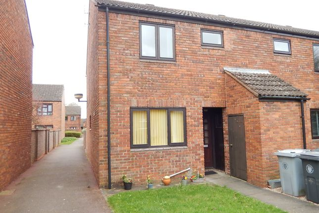 3 bed end terrace house for sale in Black Prince Avenue, Market Deeping, Peterborough PE6