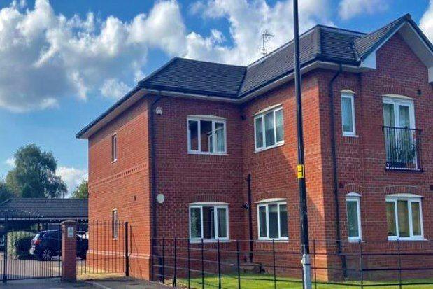 2 bed flat to rent in Wellfield Lane, Altrincham WA15