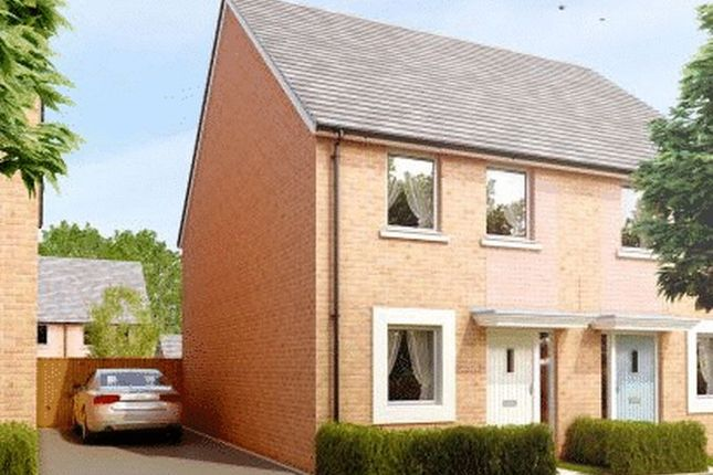 Thumbnail Semi-detached house for sale in Amesbury Road, Longhedge, Salisbury