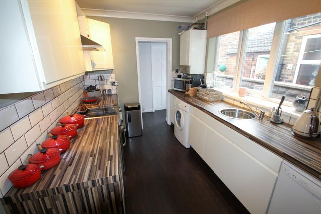 Thumbnail Terraced house to rent in Chorlton Road, Birches Head, Stoke-On-Trent