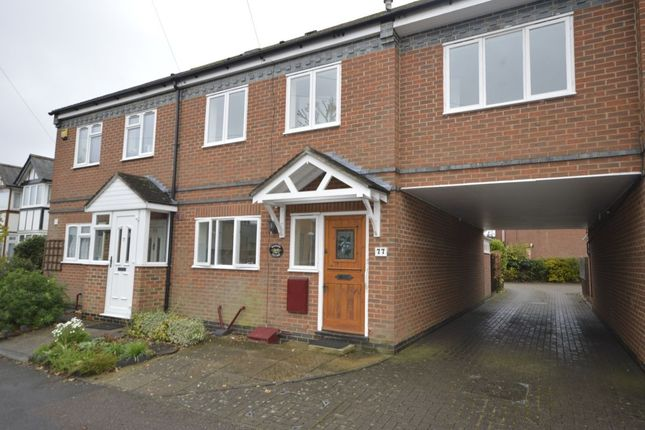 Thumbnail Semi-detached house to rent in The Crescent, Abbots Langley