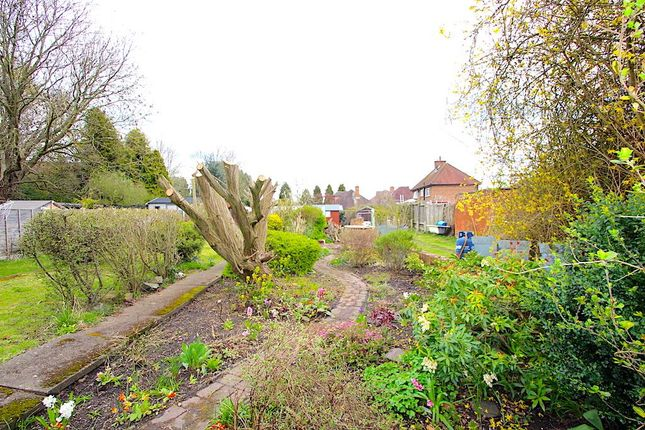 Rear Garden of Station Road, Ratby, Leicester LE6