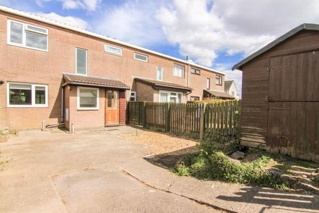 Thumbnail Terraced house to rent in Moorlands View, Caldicot