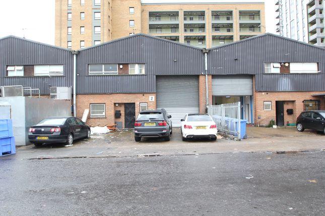 Thumbnail Warehouse to let in Langhedge Lane, Tottenham