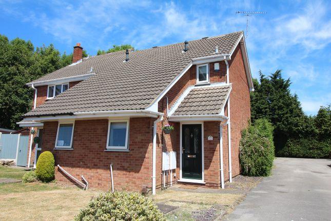 End terrace house for sale in Royal Oak Drive, Selston, Nottingham