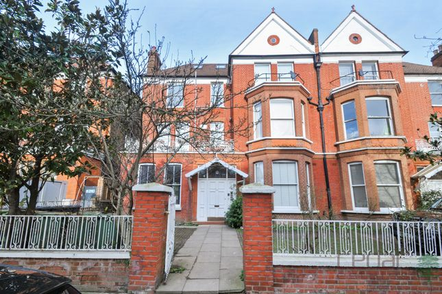 Thumbnail Flat to rent in Canfield Gardens, South Hampstead