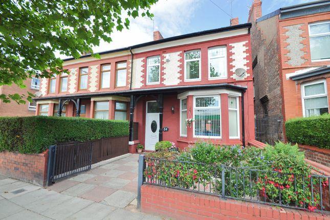 Semi-detached house for sale in Leasowe Road, Wallasey