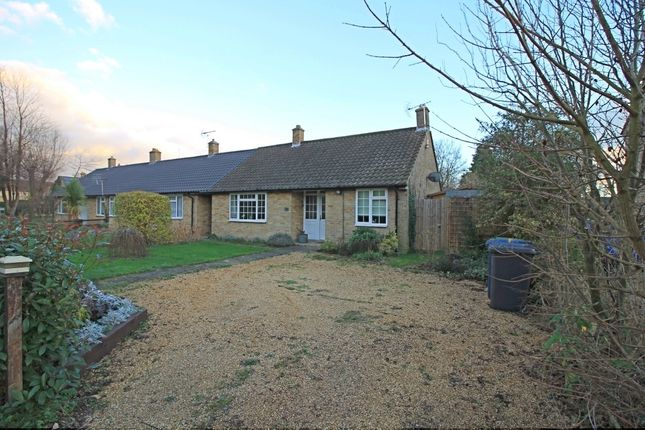 Thumbnail Bungalow for sale in Water Lane, Oakington