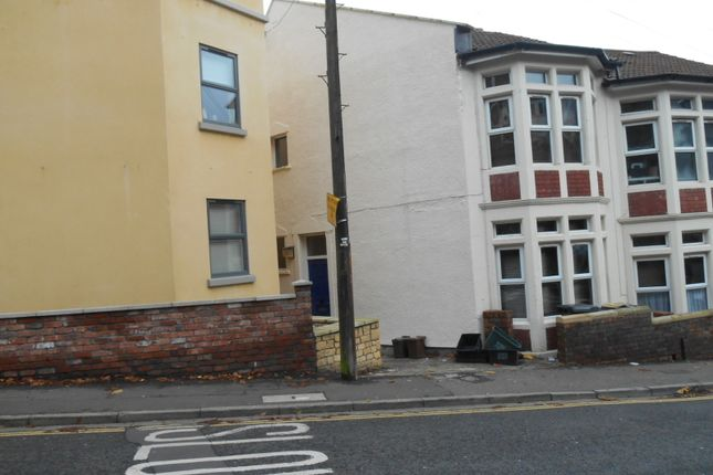 Thumbnail End terrace house to rent in Horfield Rd, Kingsdown - Bristol