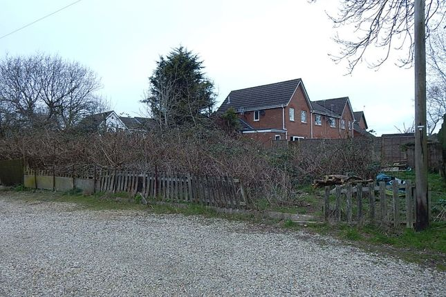 Land Off Brick Farm Lane, School Road, Drayton, Norwich NR8