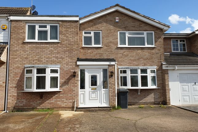 Thumbnail Detached house for sale in Stonehaven Road, Leicester