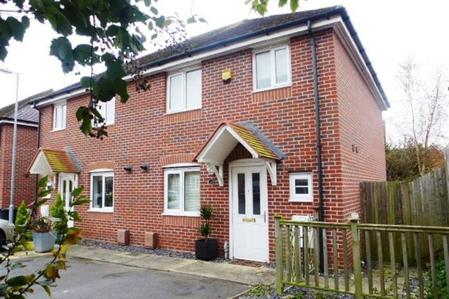 Thumbnail Semi-detached house for sale in Francis Copse, Colden Common, Winchester