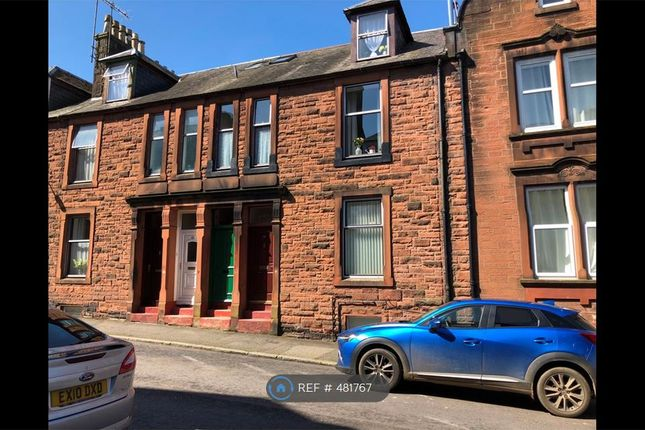 Thumbnail Flat to rent in Rae Street, Dumfries