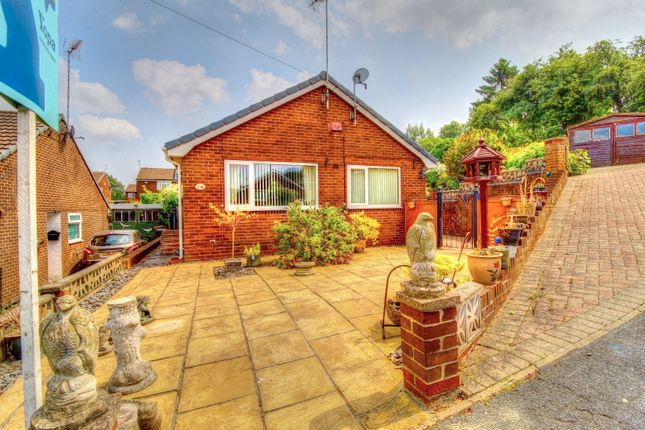 Thumbnail Bungalow for sale in Thirsk Drive, Kippax, Leeds