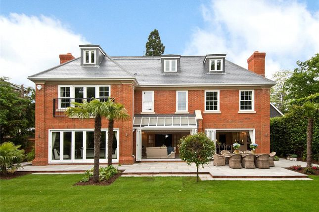 Thumbnail Detached house to rent in Water Lane, Cobham, Surrey