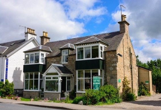 Thumbnail End terrace house for sale in Craigellachie House, Main Street, Carrbridge, Inverness-Shire