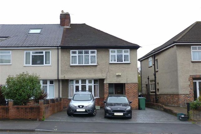 Thumbnail Semi-detached house for sale in Eagle Road, Brislington, Bristol