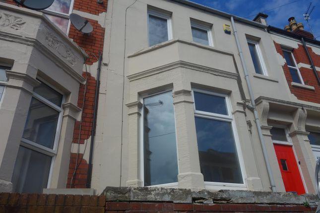 Thumbnail Terraced house for sale in Barratt Street, Easton, Bristol