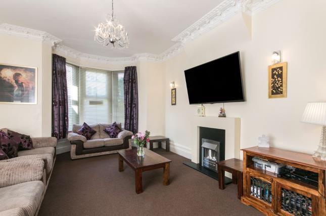 Lounge of Arvon Avenue, Llandudno, Conwy, North Wales LL30