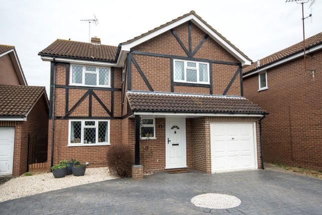 Thumbnail Detached house for sale in Merrifield Close, Reading