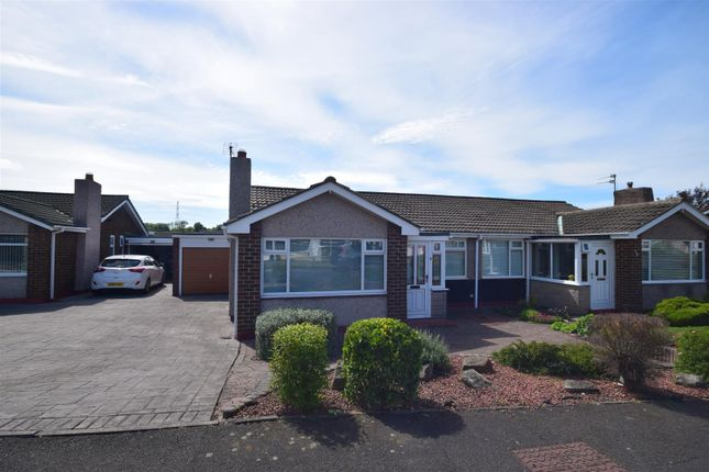 Thumbnail Semi-detached bungalow for sale in Broadmeadows, East Herrington, Sunderland
