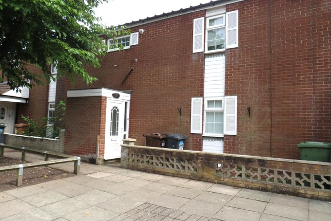 Thumbnail Terraced house to rent in Forth Drive, Birmingham