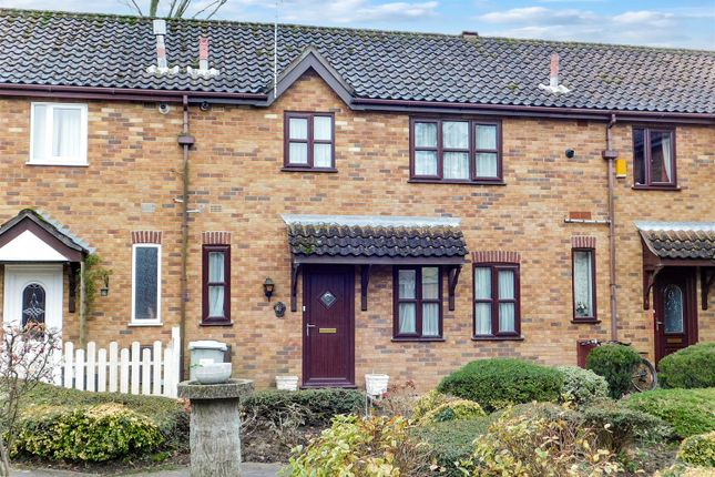 2 bed terraced house to rent in Somersby Grove, Skegness PE25