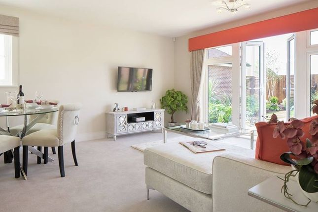 "1 bedroom bungalow for sale in ""The Crossway"" at Sachel Court Drive, Alfold, Cranleigh"