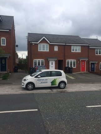 Thumbnail Semi-detached house to rent in James Holt Avenue, Kirkby, Liverpool