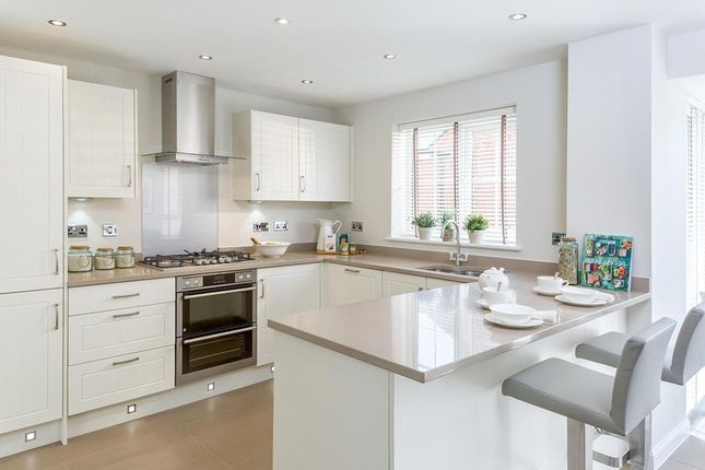 """4 bedroom detached house for sale in """"Cambridge"""" at Butt Lane, Thornbury, Bristol"""