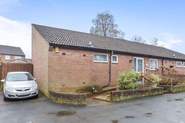 Thumbnail Semi-detached bungalow for sale in Webster Close, Norwich