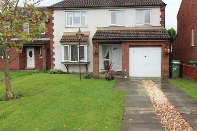 Thumbnail Detached house for sale in Troon Close, Billingham