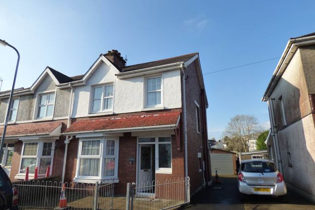 Thumbnail Property to rent in Myrddin Crescent, Carmarthen, Carmarthenshire