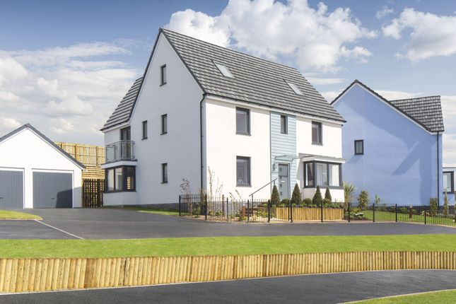 """Thumbnail Detached house for sale in """"Moorecroft"""" at Main Road, Ogmore-By-Sea, Bridgend"""
