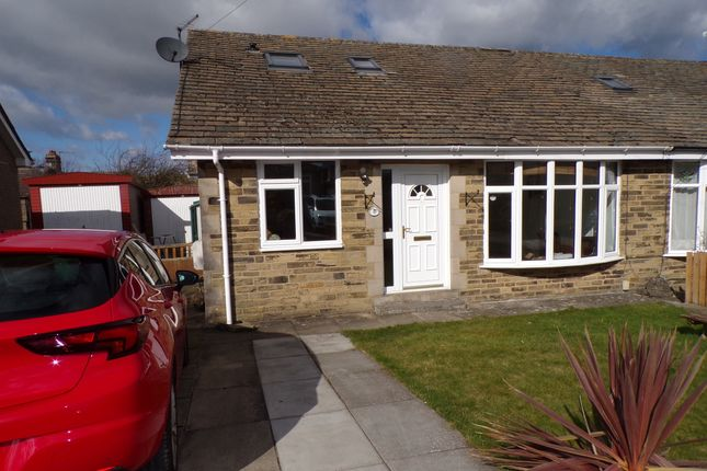 Thumbnail Detached bungalow for sale in Ryefield Avenue, Clayton, Bradford