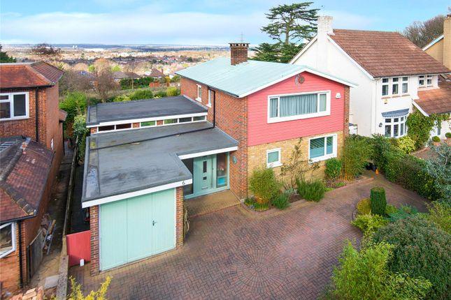 Thumbnail Detached house for sale in Richfield Road, Bushey Heath