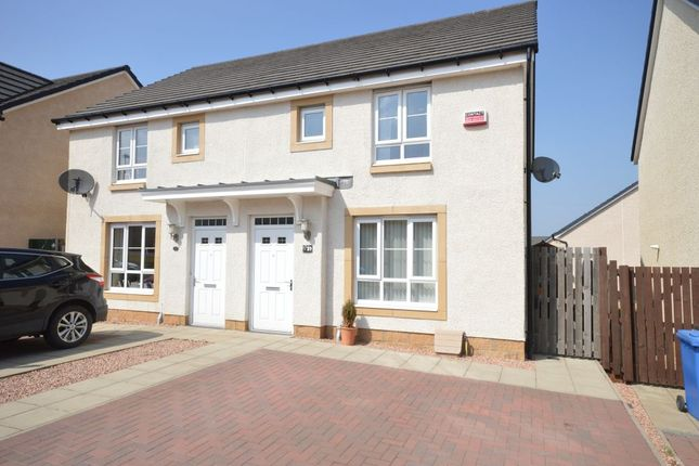 Thumbnail Semi-detached house for sale in 31 Church View, Winchburgh