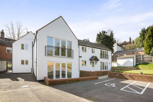 Thumbnail Flat for sale in Lower Green, Tettenhall, Wolverhampton