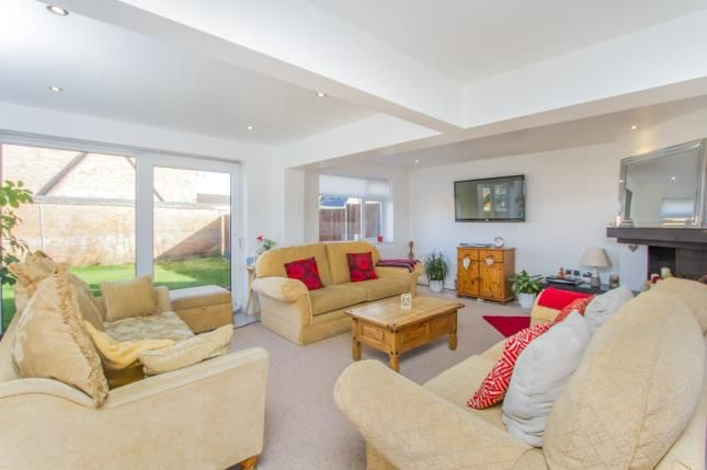Thumbnail Detached house for sale in Park Close, Cosby, Leicester, Leicestershire