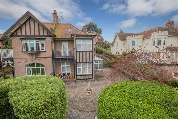 Thumbnail Semi-detached house for sale in Vicarage Road, Chelston, Torquay