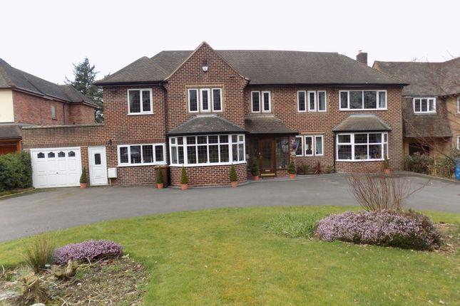 Detached house for sale in Aldridge Road, Little Aston, Sutton Coldfield