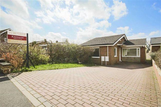 Thumbnail Detached bungalow for sale in Royds Avenue, Accrington, Lancashire