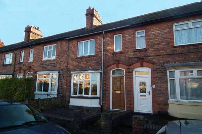 Thumbnail Terraced house to rent in Smallbrook Road, Whitchurch