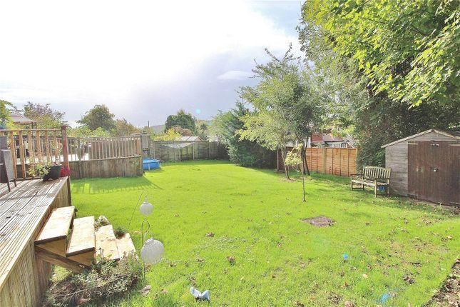Garden of Cross Lane, Findon Village, West Sussex BN14
